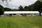 9m Clearspan Event Marquee for Hire