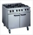 Falcon Dominator 6 x burner oven hire item